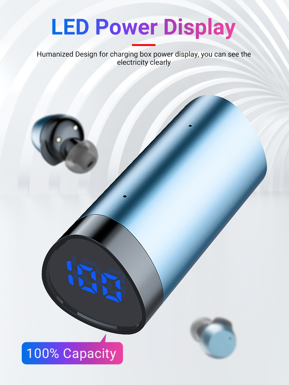 TWS wireless earphone bluetooth (4)