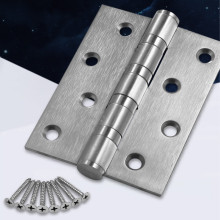4inch 5inch stainless steel hinges door hinges silver door hinge free shipping цена