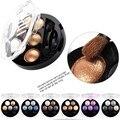 5 Colors Eye Shadow Palette Beauty BLUEFRAG Professional Eyes Makeup Pigment Eyeshadow Brand UBUB ESUB720 Fast Shipping