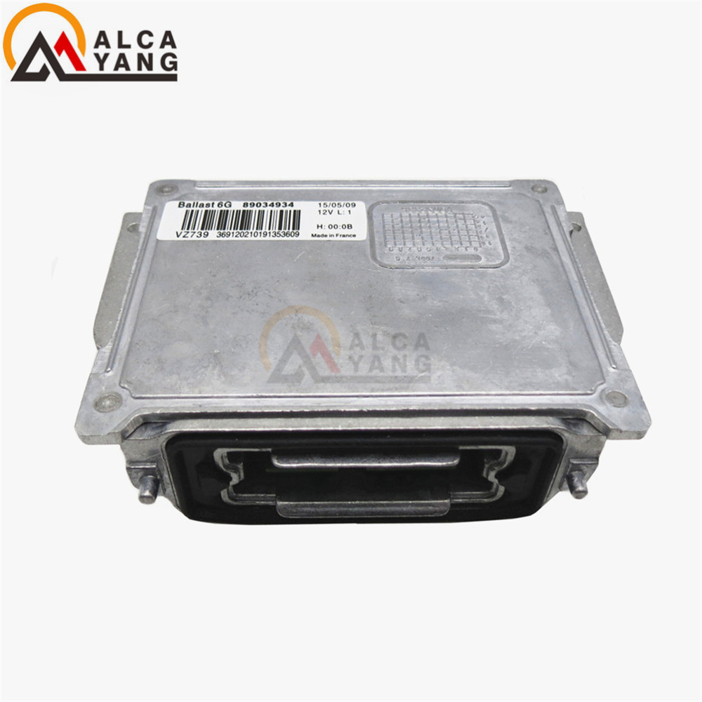 Image 3 - New 6G D1S Headlamp Ballast for HID Control Unit Xenon Headlight Ballast Control 89034934 89076976ballast 6gd1s ballastxenon hid ballast -