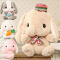 New Baby Plush Rabbit Dolls Classical Bunny Rabbit Toy Amuse Plush Toy Rabbit Kawaii Plush Pillow for Kids Birthday Gift  A67