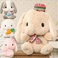 Novo Bebê De Pelúcia Bonecas de Coelho Clássico Brinquedo Coelho Amuse Kawaii Coelho de Brinquedo de pelúcia Travesseiro De Pelúcia para As Crianças Presente de Aniversário A67
