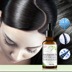 Hair Growth Essential Oils Essence Original Authentic 100% Hair Loss Liquid Beauty Dense Hair Growth Serum