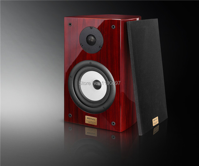 DIY HIFI Amplifiers Audio Stereo SpeakersHave A Fever Piano Frequency Of 65 Amps Bookshelf Speakers 2Pieces