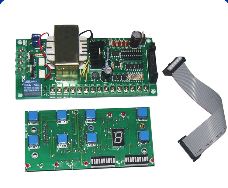 Automatic Photoelectric Rectifying Controller Computer Control Motherboard