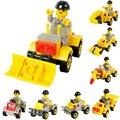 Дорожные Работы Mold Car Toys Ролик Бульдозеры Car Toys Kids классический Подарок Игрушки Инженерная Модель Автомобиля для Детей 8 стили