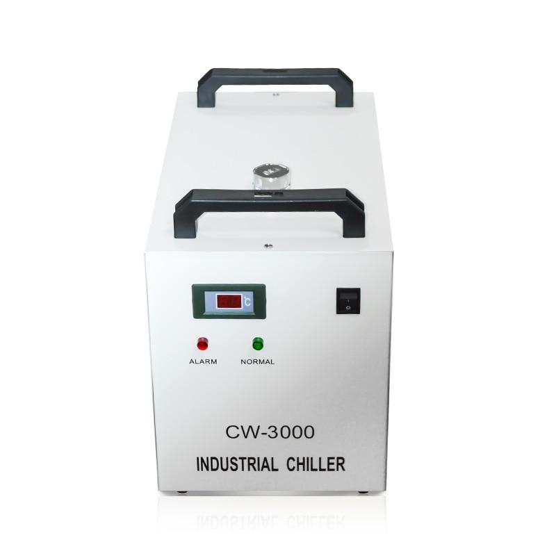 Enfriador de agua láser industrial CW3000 110V 60HZ - Piezas para maquinas de carpinteria - foto 4