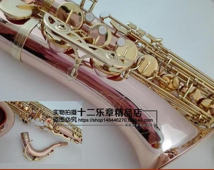 Бесплатная доставка, тенор саксофон B T901, изогнутый сопрано баритон альт, мундштук, музыкальные инструменты, профессиональный Sax