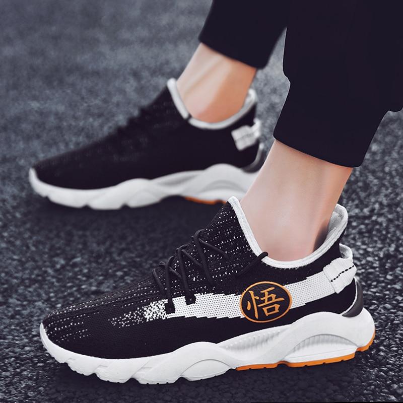 2019 дешевые мужские кроссовки дышащие, для активного отдыха и спорта легкие кроссовки Удобная спортивная обувь