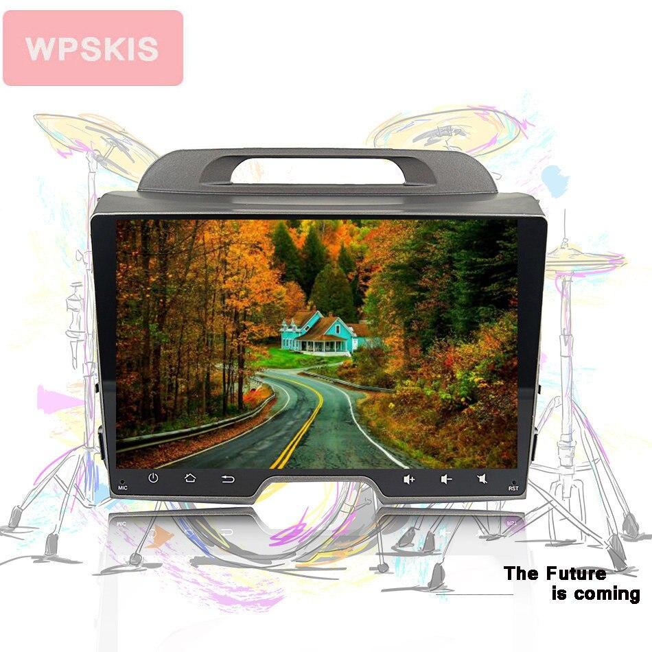 8 core Android 9 0 car dvd for kia sportage 2014 2011 2009 2010 2013 15