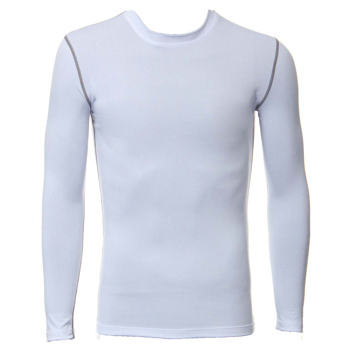 0be99cbd76e Men Boys Tops Tshirts Compression Baselayers Thermal Base Layer Under tShirt  For Male Men Clothes Sports Yuga White Black-in T-Shirts from Men s Clothing  on ...