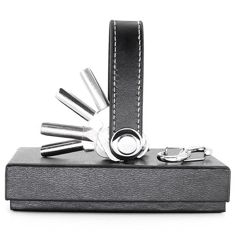 DIY Key Wallet EDC Gear Key Holder Creative Gift Car Key Organizer Portable Compact Multi-functional Key Clip