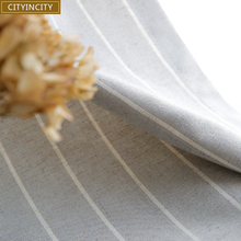 CITYINCITY Stripe font b Curtain b font For Living Room Darpe Home Decor Jacquard Rideaux Concise