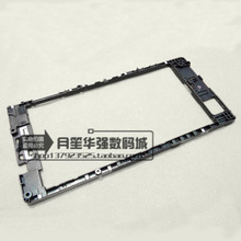 Original for Sony Xperia Z3 Compact Mini Rear Back Cover Mid Plate Chasis Housing Frame Supporting Bezel Spare Parts