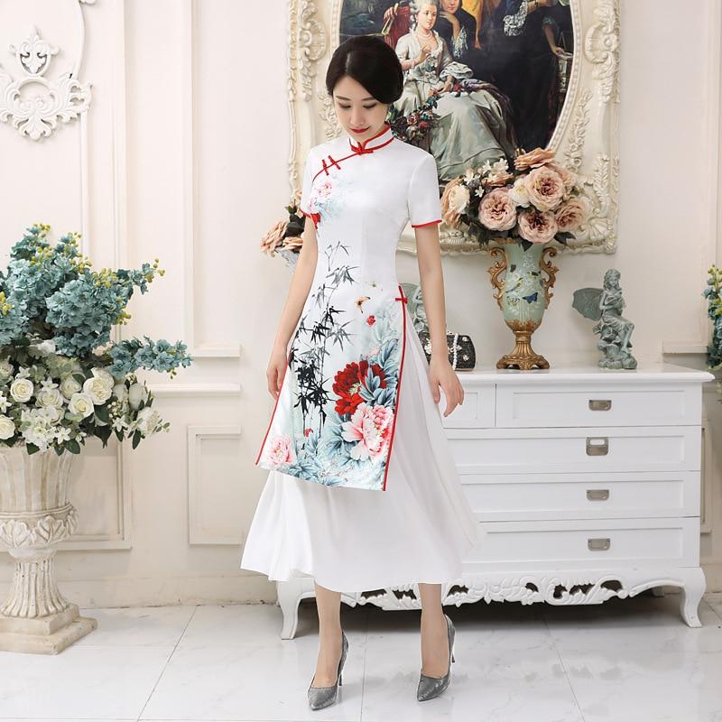 Chinesische 25Off Kleid Qipao 3xl Sexy Ao Us37 Taste S