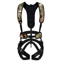 Bowhunter Treestand Safety Harness Climbing High Working Camping Adventure Polyester Camouflage Safety Belt Climbing Equipment