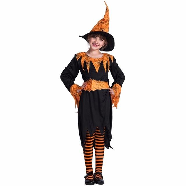 Aliexpress.com : Buy Girls Halloween Costume For Kids Anime ...