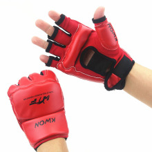 Half Fingers Kids/Adults Sandbag Training Boxing Gloves