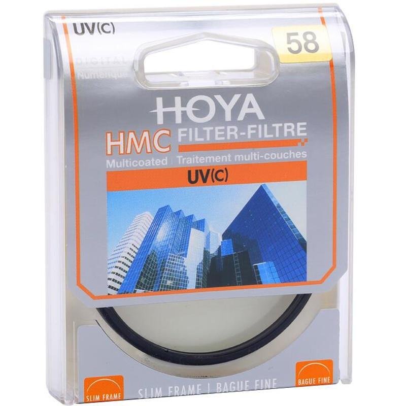 HOYA UV 58mm Optical Glass Lens Protector Ultra-Violet Filtre HMC UV(C) Camera Lens Filter For SLR Camera Lens