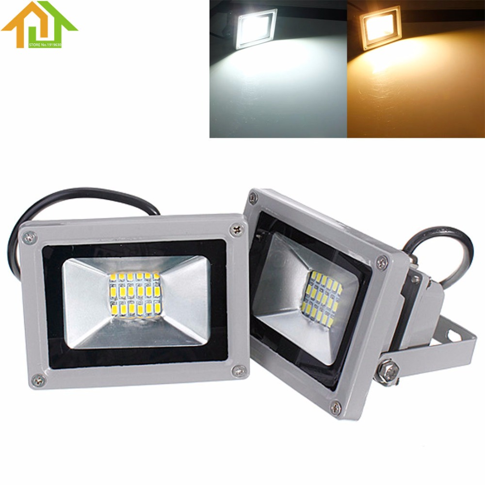 IP65 18 LED 20W Warm White/ Cool White High Power Outdoor LED Flood Light Lamp Floodlight