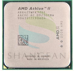 AMD Athlon II X3 425 2.7GHz Triple-Core CPU Processor ADX425WFK32GI Socket AM3
