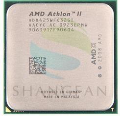 цена AMD Athlon II X3 425 2.7GHz Triple-Core CPU Processor ADX425WFK32GI Socket AM3