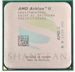 AMD Athlon II X3 425 2,7 GHz Triple-Core CPU Prozessor ADX425WFK32GI Sockel AM3