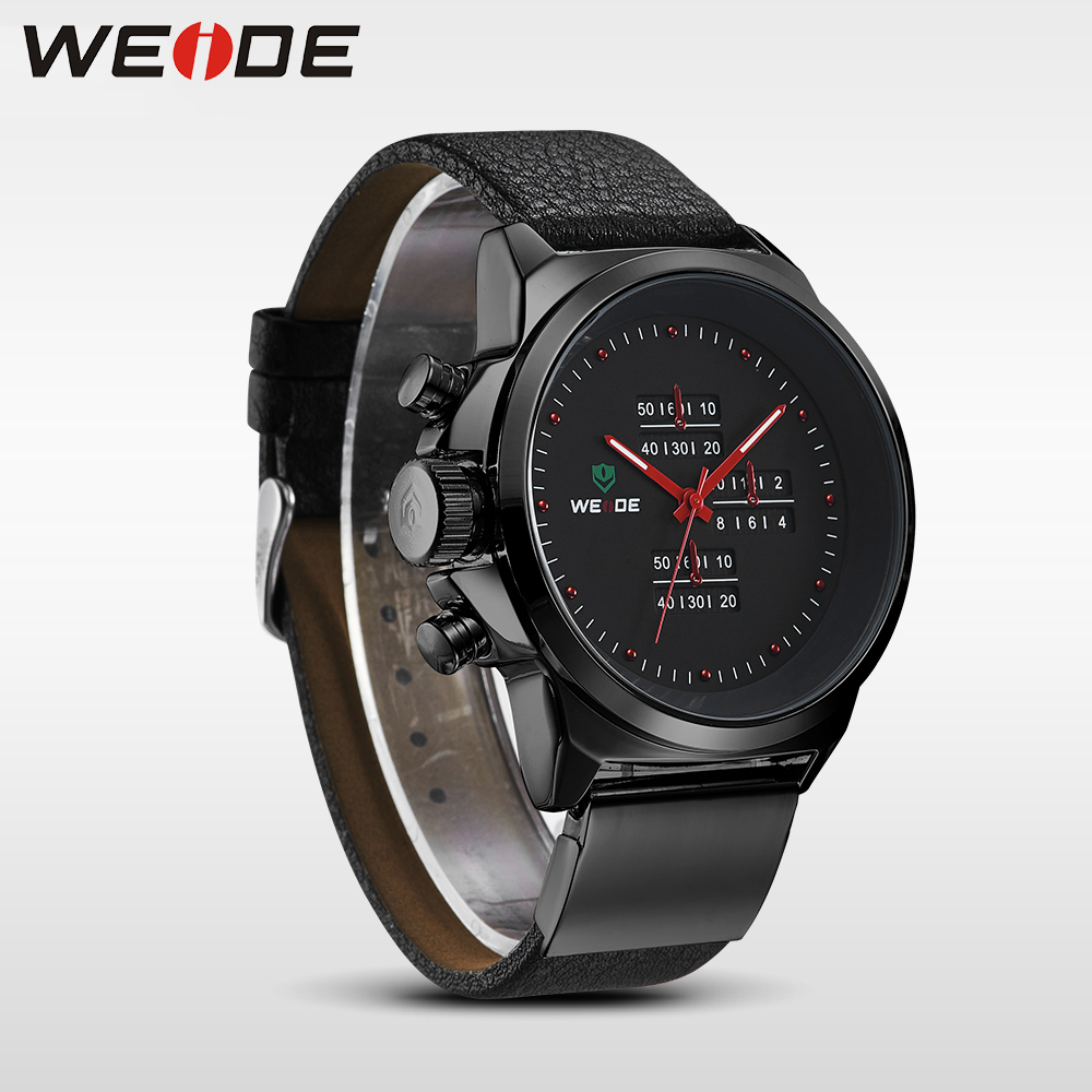 WEIDE Military Watches Men Quartz Sports Army Watch Men Waterproof Mens Watches Top Brand Luxury Watches relogio masculino mens watches top luxury brand men leather strap watches quartz watch analog waterproof sports army military wristwatch relogios