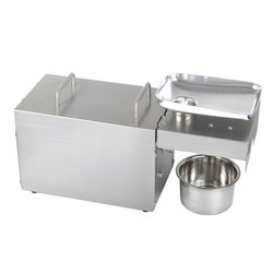 Oil Pressers use commercial mill small and medium-sized family electric stainless steel intelligent automatic hot cold