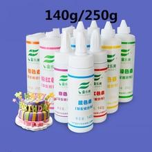 140g/250g edible pigment baking matte cake water soluble liquid color practical chocolate matting pigment derfriend 250g