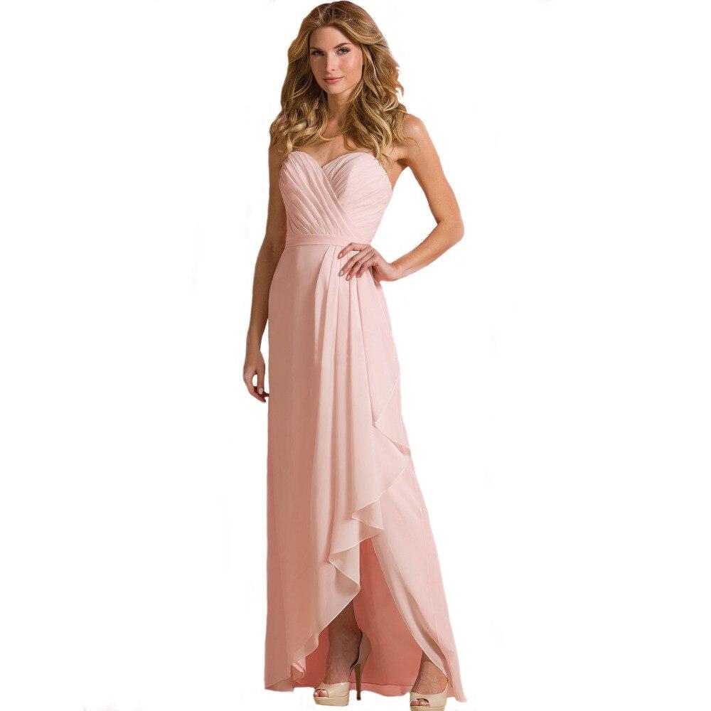 Popular baby pink dress bridesmaid buy cheap baby pink dress baby pink dress bridesmaid ombrellifo Choice Image