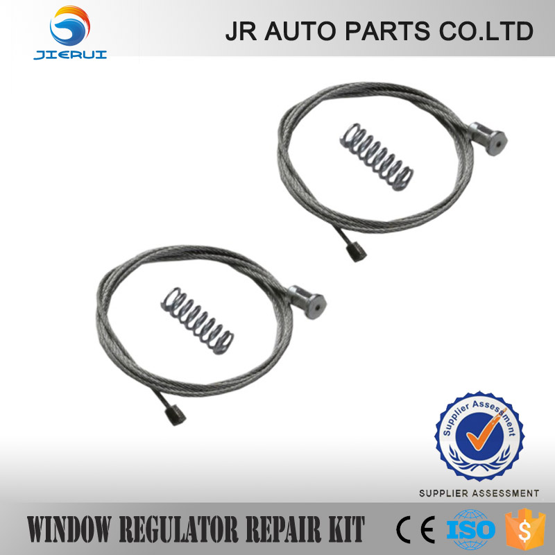 DR FOR CAR PARTS FOR BMW E90 E91 3 Series WINDOW REGULATOR REPAIR CABLES REAR LEFTor RIGHT 2005-2011