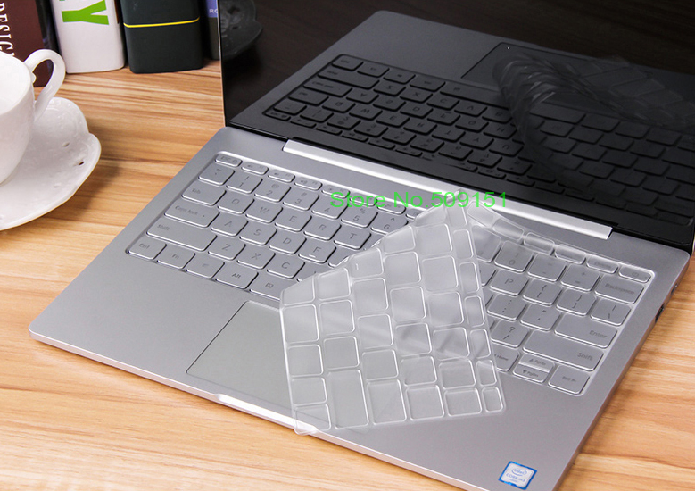 Clear Soft Silicone Laptop Keyboard Protector Cover Skin