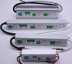 Светодиодный трансформатор, трансформатор, водонепроницаемый, ip67 Светодиодный, 12 В/24 В/10 Вт/20 Вт/30 Вт/36 Вт/50 Вт/250 Вт