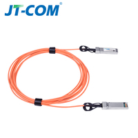 1m/3m/5m/10m/30m SFP+ 10Gb AOC SFP Module 10G 30 meter Active Optical Cable Compatible with Cisco Network Switch Free Shipping