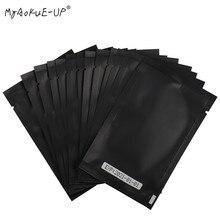 Großhandel 500 pairs Unter Eye Pads Gel Wimpern Papier Patches Auge Tipps Aufkleber Wraps Für Wimpern Verlängerung Make Up Tools