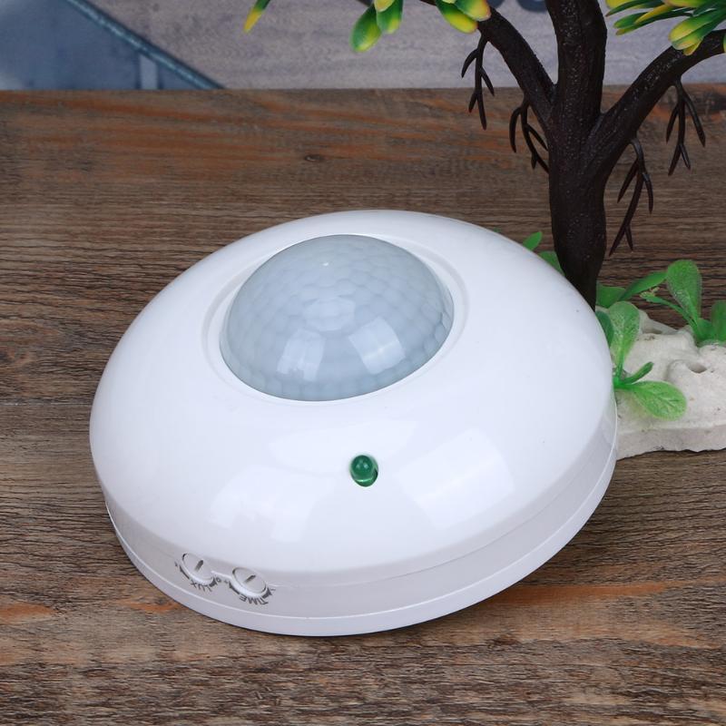New Solar Power Controller 30A Motion Sensor Lamp Switch Detector Inductor LED Night Light 360 Degree White ds 360 solar sensor led light black