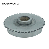 NOBIMOTO Motocross Start Clutch High Quality Overuning Clutch Fit For 50cc 125cc Electric Foot Start Engine