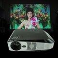 Full HD DLP 4 K reproducción de Vídeo Proyector de cine en casa Inteligente batería Incorporada Proyector 1080 P HDMI USB VGA Android4.4 Bluetooth 4.0