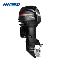 Brand Original Boat Outboard Two Stroke Motor Bateau Pneumatique For Fishing Boats Inflatable Boat Fishman With Motor Engine
