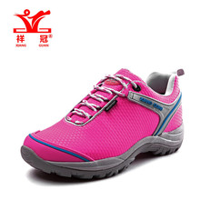 Waterproof Women's Water repellent Oxford Hiking Shoes New Sport trainers Message Trail Outdoor Walking Shoes Climbing Sneakers