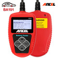 Auto Battery Tester Ancel BA101 Automotive 12V Vehicle Battery Tester BA101 Car Battery Analyzer Free Shipping