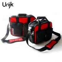 Urijk Multifunction Oxford Tool Bag Organizer Network Repairing Set Waterproof Buckle Strap Thickening Reinforced Handle 2