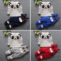 baby Autumn Spring Clothes Outfit Boys shirt Top Pants Leggings Outfit Set baby Gift Clothing 4