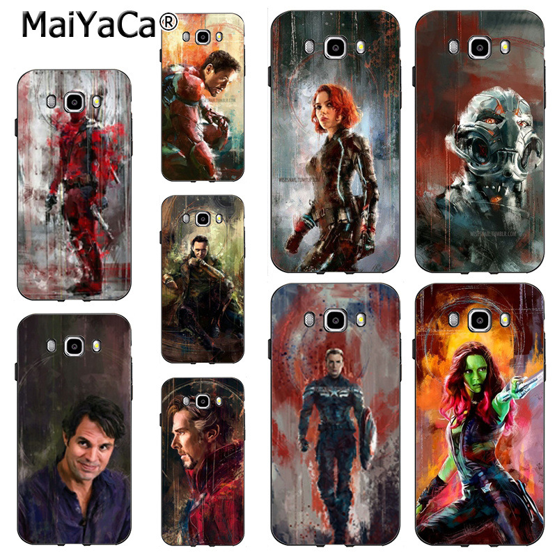 Cellphones & Telecommunications Yinuoda Marvel Doctor Strange High Quality Classic Phone Accessories Case For Samsung 2015j1 J5 J7 2016j1 J3 J5 J7 Note3 4 5