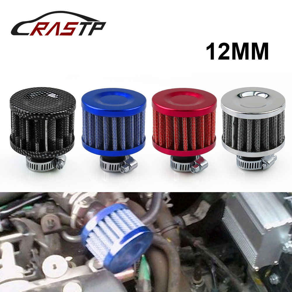 38mm Universal Motorcycle Clamp-On Air Intake Filter Kit Auto Cold Air Intake Scooter Atv Dirt Pit Bike Motorcycle Air Filter Blue