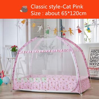 Łóżeczko dziecięce moskitiery dziecko noworodka mongolskie jurty namioty moskitiery pokrywa z dolnym przedszkole baldachim do łóżka habitacion dla dzieci tanie i dobre opinie changbvss CN (pochodzenie) Poliester bawełna Unisex W wieku 0-6m 7-12m 13-24m 25-36m Typu ger Babies mmETWZ083 Cartoon