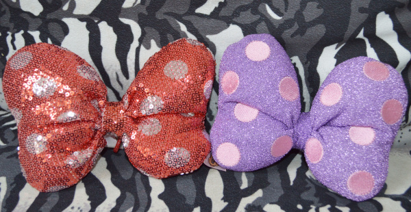 Japan Big Minnie Mouse Daisy Duck Bow Toy Children Girl Birthday Gift