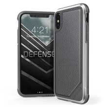 X-Doria Defense LUX Case for iPhone XS/X