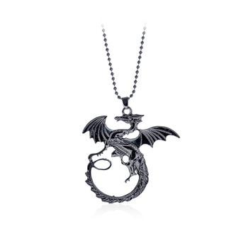 Daenerys Targaryen Dragon Pendant